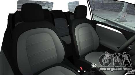 Fiat Punto Evo Sport 2012 v1.0 [RIV] for GTA 4 inner view