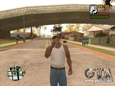 Call the Police for GTA San Andreas second screenshot