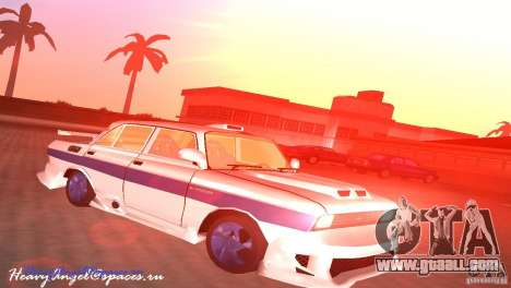 AZLK 2140 for GTA Vice City