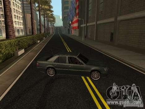 New roads in Los Santos for GTA San Andreas sixth screenshot