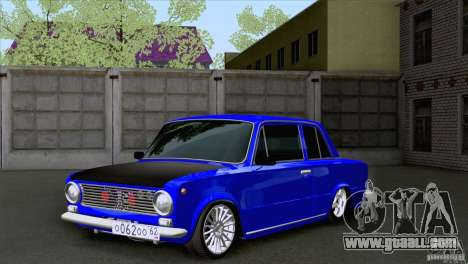 VAZ 2101 Coupe Loui for GTA San Andreas