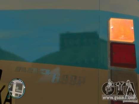 LAZ 699R (98-02) v1.0 for GTA 4 back left view