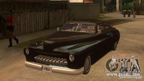 Hermes HD for GTA San Andreas