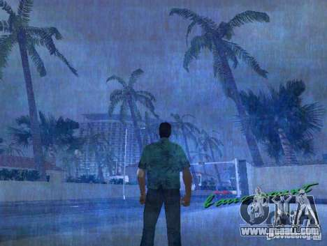 New effects for GTA Vice City fifth screenshot