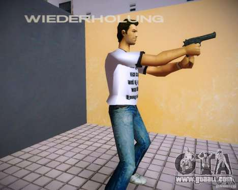 Pak weapons of GTA4 for GTA Vice City
