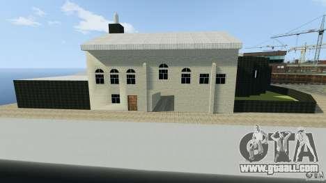 Grand Mosque of Diyarbakir for GTA 4 seventh screenshot