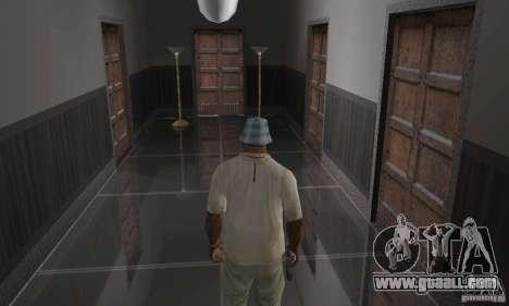 Modern Savehouse interior for GTA San Andreas third screenshot