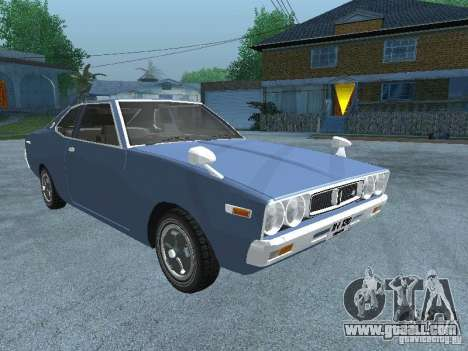 Nissan Laurel C130 for GTA San Andreas right view