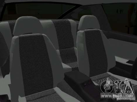 Nissan 200SX for GTA Vice City inner view