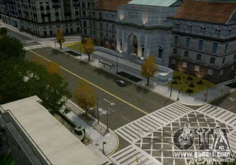 HD Roads for GTA 4 second screenshot