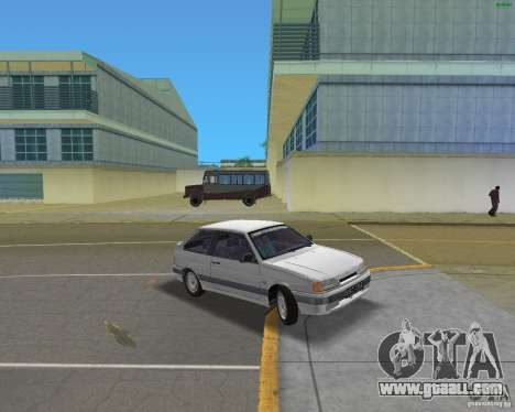 Lada Samara 3doors for GTA Vice City