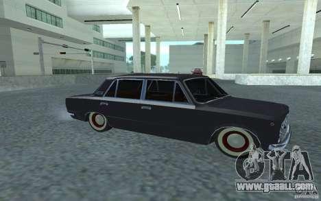 Vaz-2101 Retro Style for GTA San Andreas