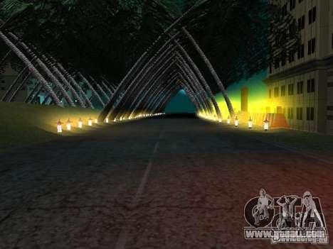 New CITY v1 for GTA San Andreas