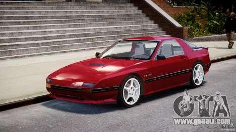 Mazda RX7 FC3S v2 FINAL for GTA 4