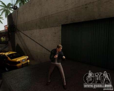 Daniel Craig for GTA San Andreas second screenshot