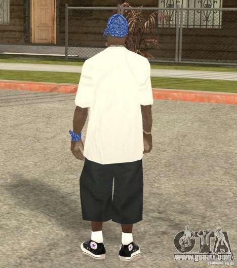 Compton Crips for GTA San Andreas sixth screenshot