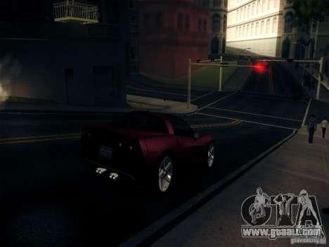ENBSeries by muSHa for GTA San Andreas eighth screenshot
