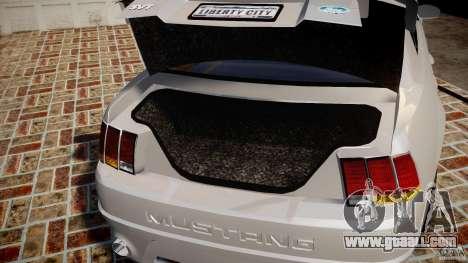 Ford Mustang SVT Cobra v1.0 for GTA 4 side view