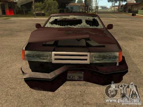 Realistic damage for GTA San Andreas eighth screenshot