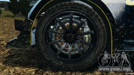 Colin McRae Hella Rallycross for GTA 4 back view