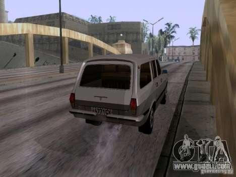 GAZ 24-12 SL Volga for GTA San Andreas left view