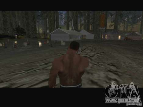 Scary Town Killers for GTA San Andreas forth screenshot