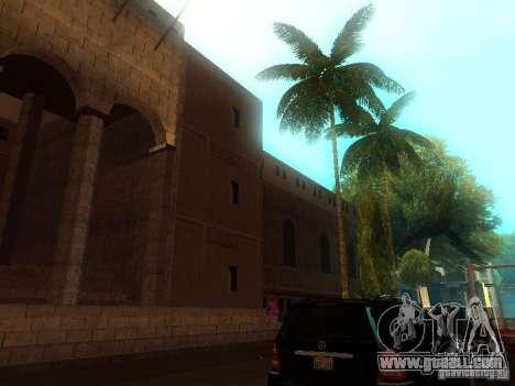 City Hall Los Angeles for GTA San Andreas third screenshot