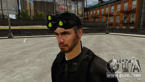 Sam Fisher v2 for GTA 4 forth screenshot