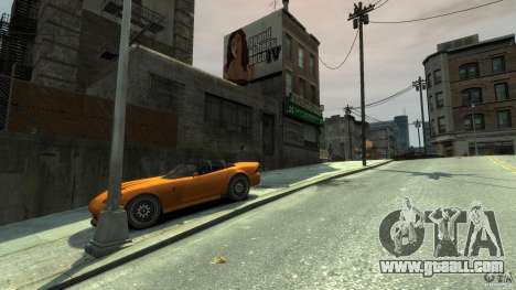 The real Poster Mod for GTA 4 third screenshot