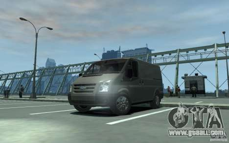 Ford Transit 2011 for GTA 4