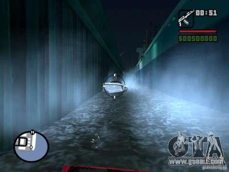 Great Theft Car V1.0 for GTA San Andreas sixth screenshot