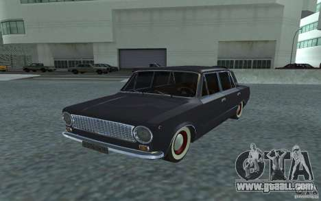 Vaz-2101 Retro Style for GTA San Andreas