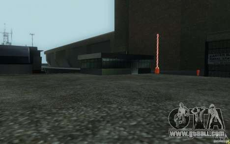 HD box checkpoint for GTA San Andreas