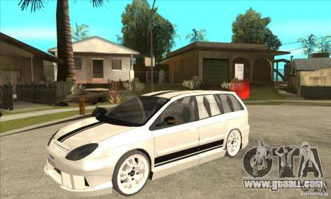 Citroen C5 Break for GTA San Andreas