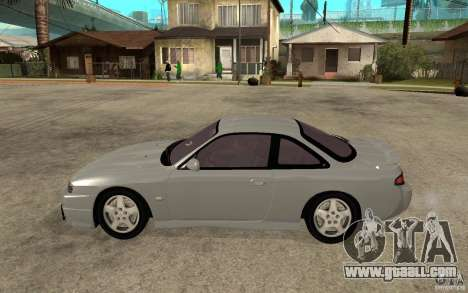 Nissan 200SX - Stock for GTA San Andreas left view