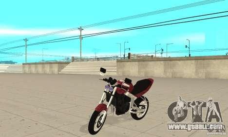 GTAIV BF400 FINAL for GTA San Andreas
