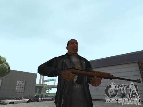 M1A1 Carbine for GTA San Andreas