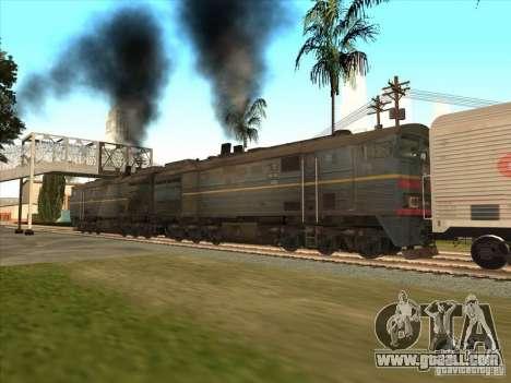 2te10v-4036 for GTA San Andreas back left view