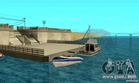 GTAIV Tropic for GTA San Andreas interior