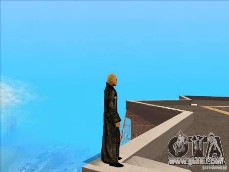Matrix Skin Pack for GTA San Andreas sixth screenshot