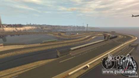 Race Track for GTA 4 third screenshot