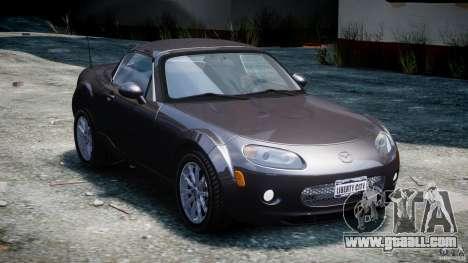 Mazda MX-5 for GTA 4