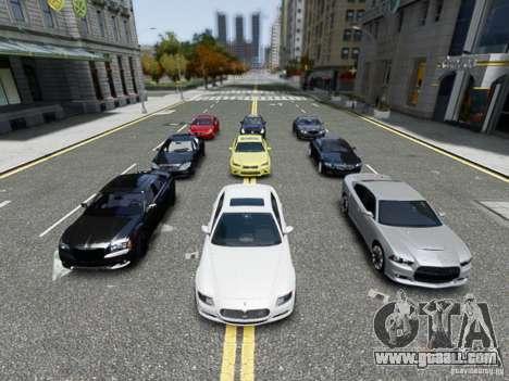 Real Car Pack 2013 Final Version for GTA 4 third screenshot