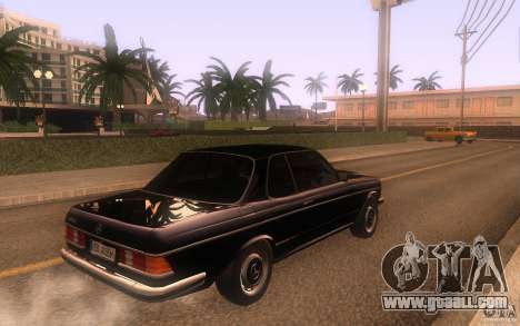 Mercedes Benz 280 CE W123 1986 for GTA San Andreas right view