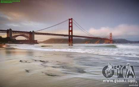 Loadscreen USA for GTA San Andreas second screenshot