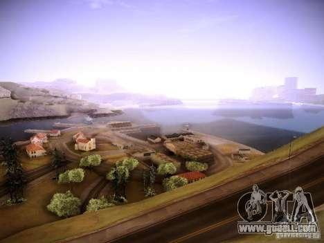 New ENBSeries for GTA San Andreas second screenshot