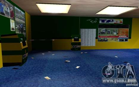New Bukmejkerskaâ Office for GTA San Andreas