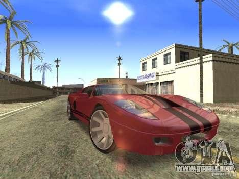 Bullet HQ for GTA San Andreas