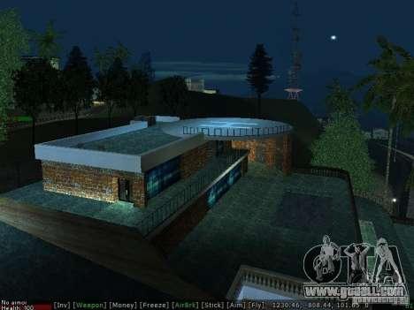 New Villa Med-Dogg for GTA San Andreas sixth screenshot