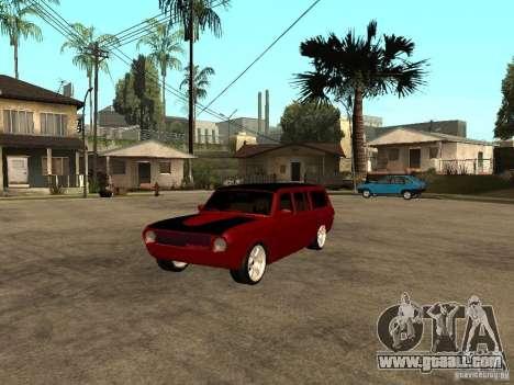 GAZ 24-12 for GTA San Andreas